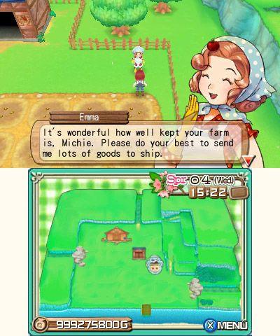 Harvest Moon: A New Beginning - Screenshots - Bild 31