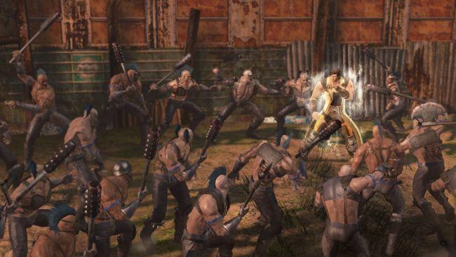 Fist of the North Star: Ken's Rage 2 - Screenshots - Bild 2