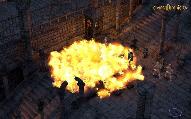 Chaos Chronicles - Screenshots - Bild 4