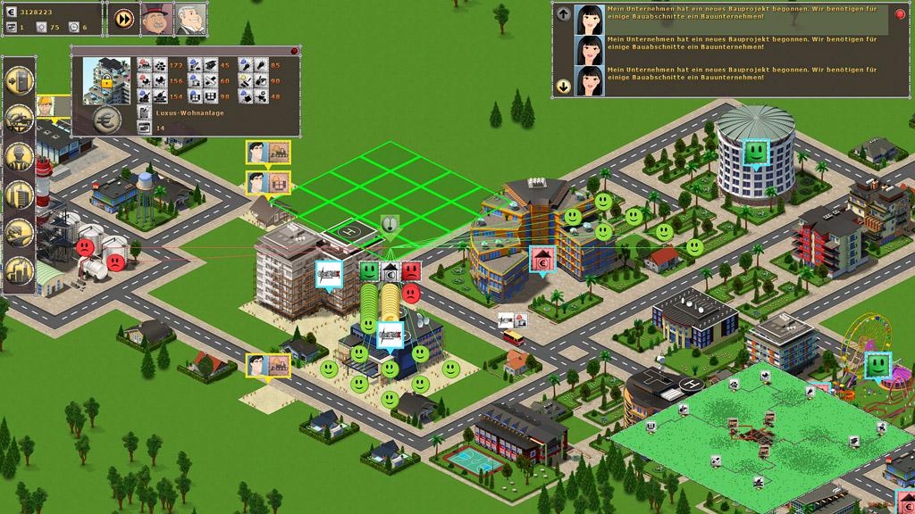 Städtebau Spiele