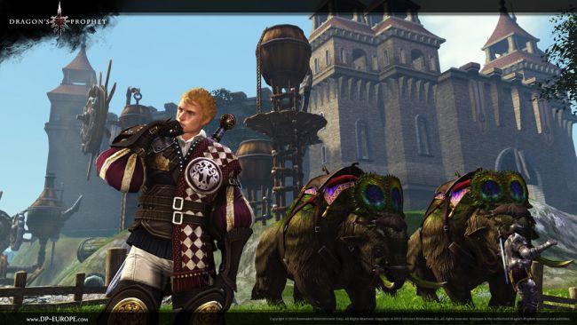 Dragon's Prophet - Screenshots - Bild 5