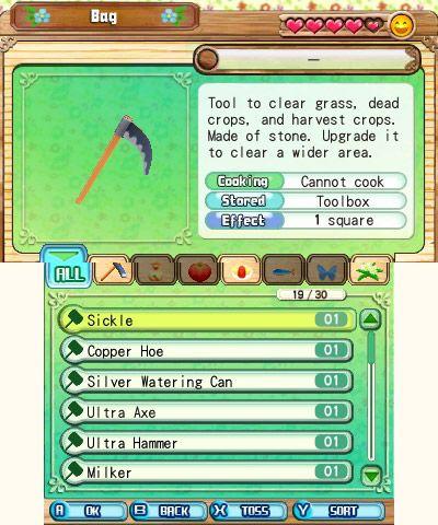 Harvest Moon: A New Beginning - Screenshots - Bild 14