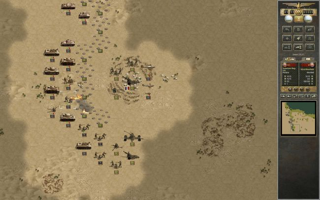 Panzer Corps: Afrika Korps - Screenshots - Bild 14