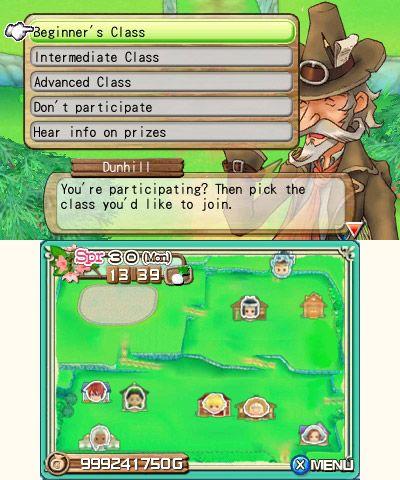 Harvest Moon: A New Beginning - Screenshots - Bild 8