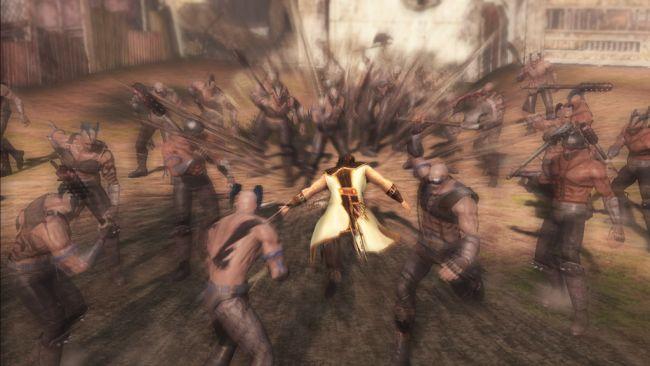Fist of the North Star: Ken's Rage 2 - Screenshots - Bild 4