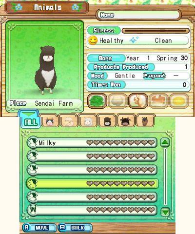 Harvest Moon: A New Beginning - Screenshots - Bild 30