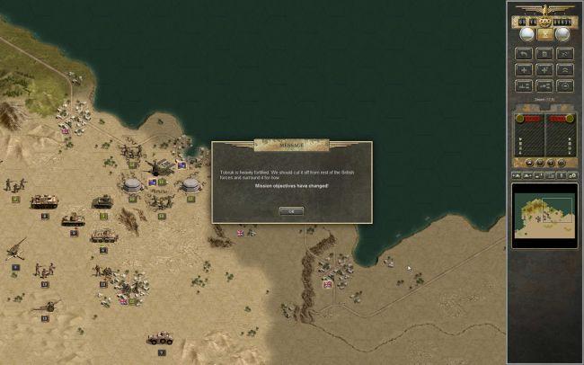 Panzer Corps: Afrika Korps - Screenshots - Bild 7