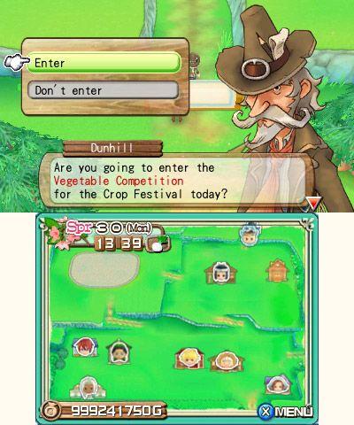 Harvest Moon: A New Beginning - Screenshots - Bild 7
