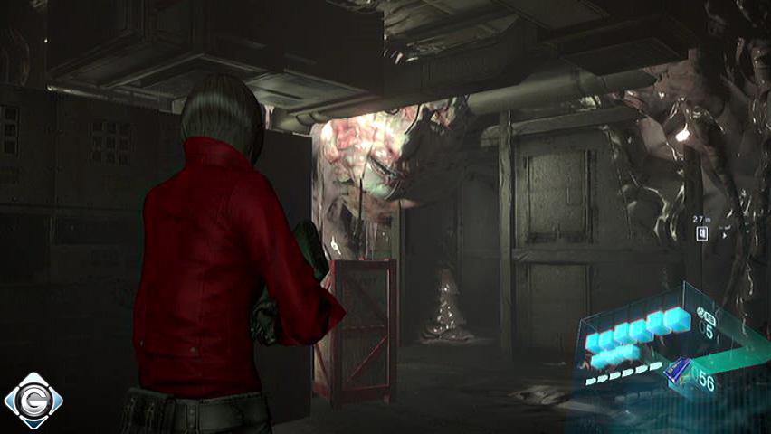Resident Evil 6 Sie Schlurfen Wieder Flucht Vor Carla