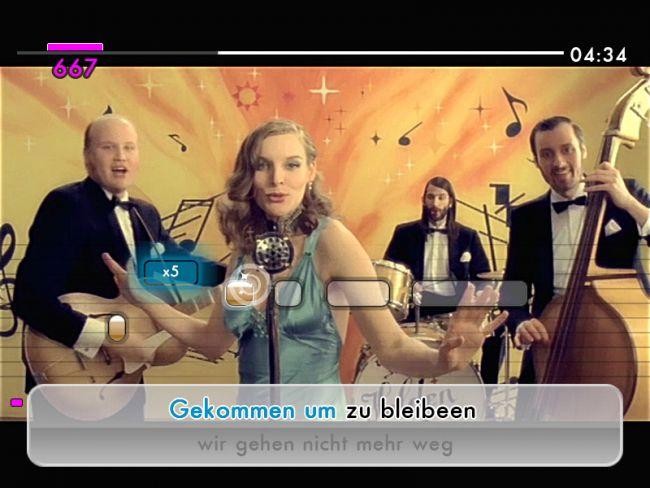 We Sing Deutsche Hits 2 - Screenshots - Bild 4