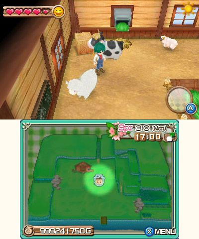 Harvest Moon: A New Beginning - Screenshots - Bild 12
