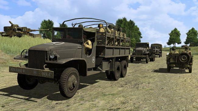 Iron Front: Liberation 1944 DLC: D-Day - Screenshots - Bild 5