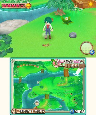Harvest Moon: A New Beginning - Screenshots - Bild 16