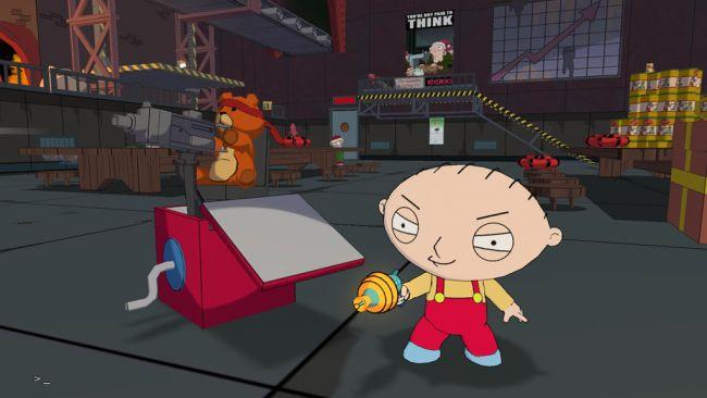 Family Guy: Back to the Multiverse - Screenshots - Bild 9