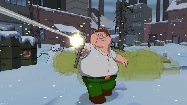 Family Guy: Back to the Multiverse - Screenshots - Bild 8