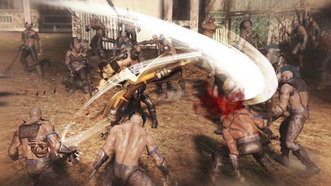 Fist of the North Star: Ken's Rage 2 - Screenshots - Bild 1