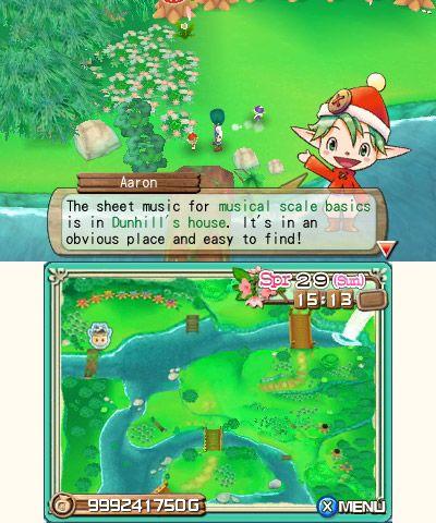 Harvest Moon: A New Beginning - Screenshots - Bild 23