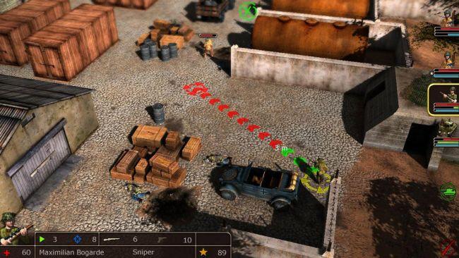 History: Legends of War - Screenshots - Bild 10