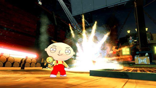 Family Guy: Back to the Multiverse - Screenshots - Bild 5