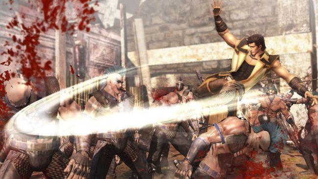 Fist of the North Star: Ken's Rage 2 - Screenshots - Bild 8