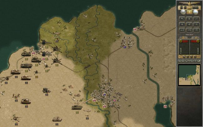 Panzer Corps: Afrika Korps - Screenshots - Bild 9