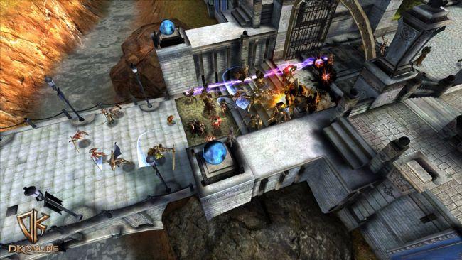 DK Online - Screenshots - Bild 1
