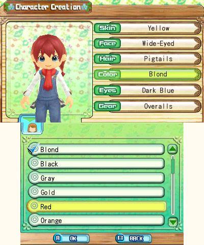 Harvest Moon: A New Beginning - Screenshots - Bild 26