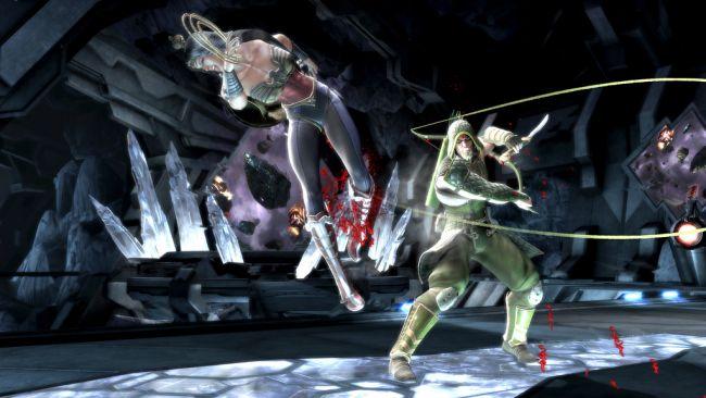 Injustice: Götter unter uns - Screenshots - Bild 7