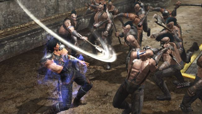 Fist of the North Star: Ken's Rage 2 - Screenshots - Bild 10