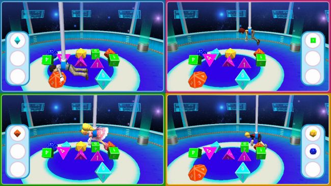 Family Party: 30 Great Games Obstacle Arcade - Screenshots - Bild 1