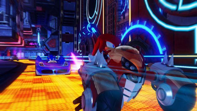 Sonic & All-Stars Racing Transformed - Screenshots - Bild 5