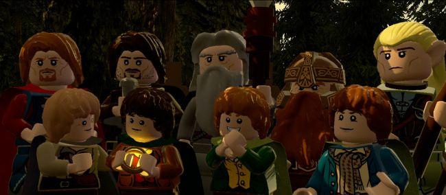 LEGO Der Herr der Ringe - Screenshots - Bild 3
