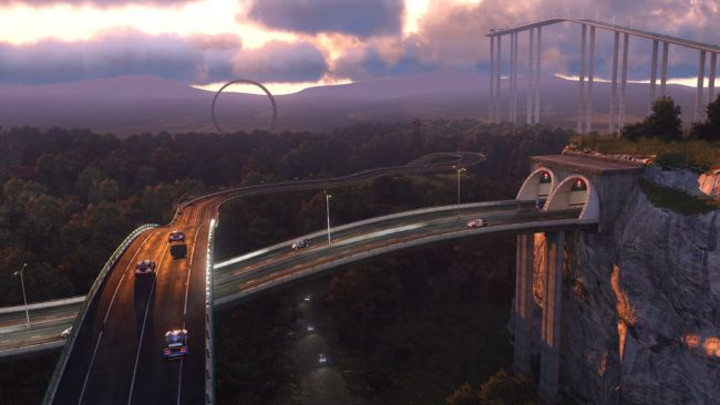 TrackMania 2 Canyon DLC: Valley - Screenshots - Bild 2