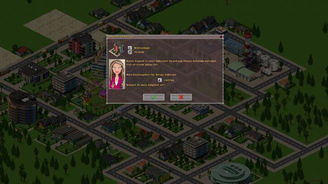 Der Planer: Städtebau - Screenshots - Bild 4