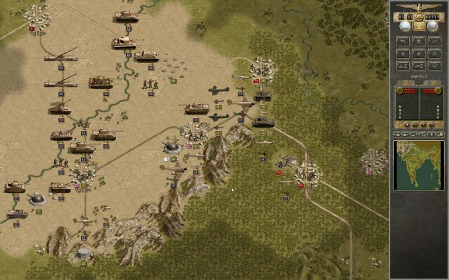 Panzer Corps: Afrika Korps - Screenshots - Bild 11