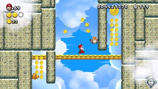 New Super Mario Bros U Schnappt Sie Euch Alle 3 Feisthörnchens