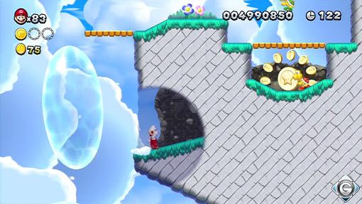 New Super Mario Bros U Schnappt Sie Euch Alle 5 Wasserballons