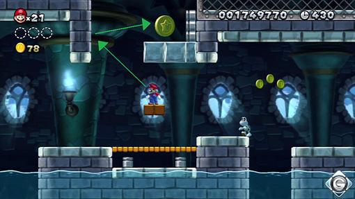 New Super Mario Bros U Schnappt Sie Euch Alle Schloss Larrys