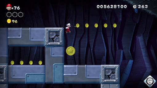 New Super Mario Bros. U: Schnappt sie euch alle! - 7 ...