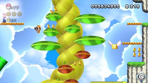 New Super Mario Bros U Schnappt Sie Euch Alle Bonus