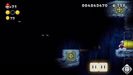 New Super Mario Bros U Schnappt Sie Euch Alle 4 Dunkle