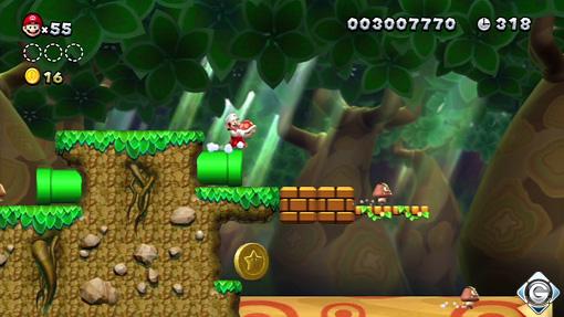 New Super Mario Bros U Schnappt Sie Euch Alle 2 Giftige
