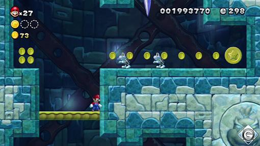 New Super Mario Bros U Schnappt Sie Euch Alle Turm Tanztee Im
