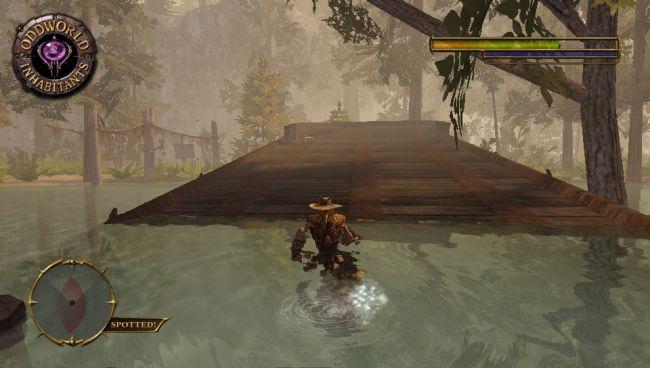 Oddworld: Strangers Vergeltung HD - Screenshots - Bild 4