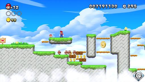 New Super Mario Bros U Schnappt Sie Euch Alle 9 Den Panzer Im