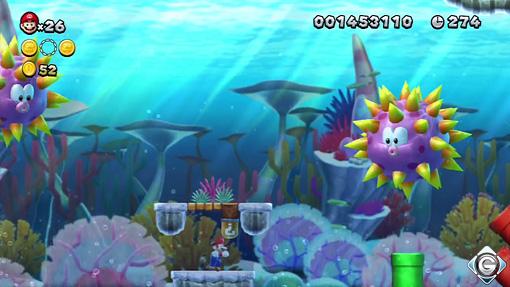 New Super Mario Bros U Schnappt Sie Euch Alle 2 Tropische