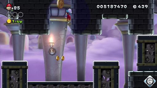 New Super Mario Bros U Schnappt Sie Euch Alle Schloss Ludwigs
