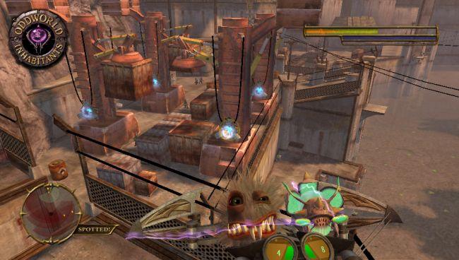 Oddworld: Strangers Vergeltung HD - Screenshots - Bild 9