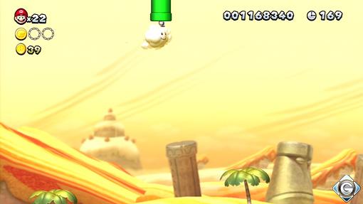 New Super Mario Bros U Schnappt Sie Euch Alle 6 Lakitus Garten