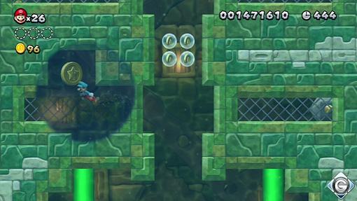 New Super Mario Bros U Schnappt Sie Euch Alle Turm Dilemma Im